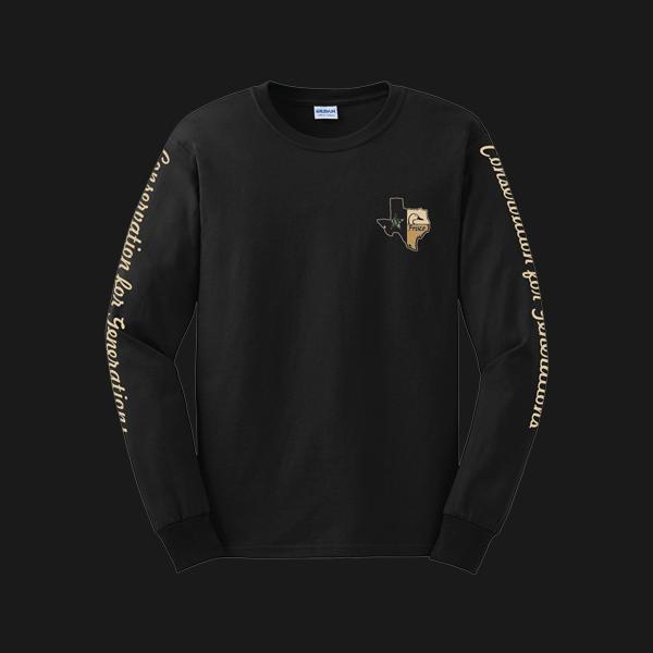 Shirts-Texas-Black