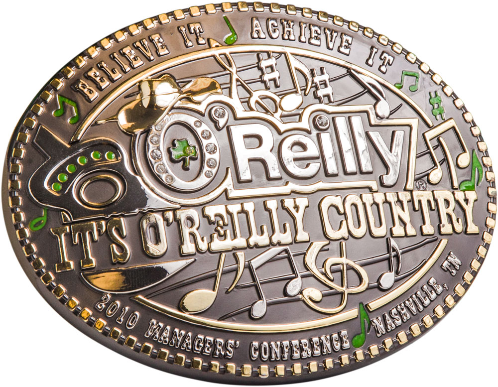 Specialty-OReilly-Buckle