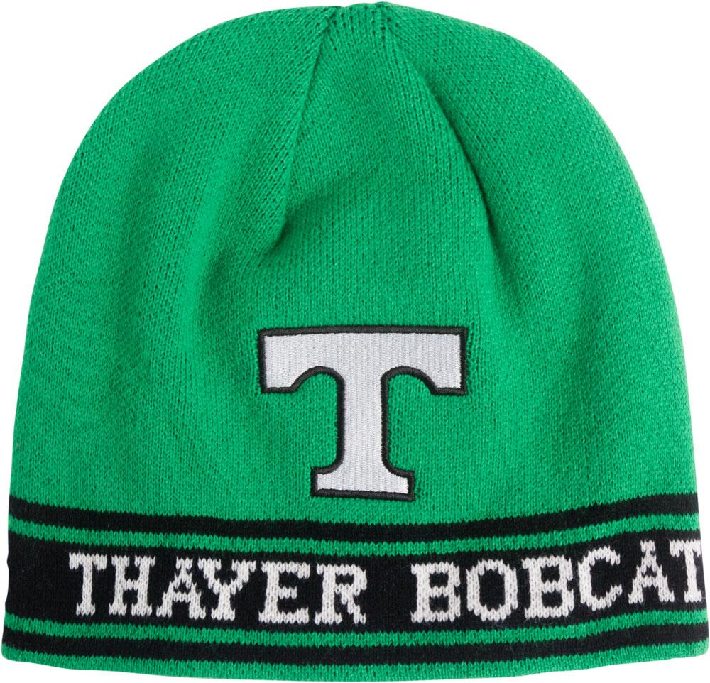 Thayer-GreenBeanie
